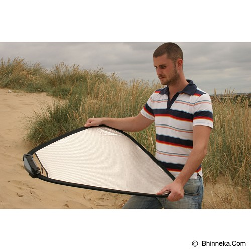 LASTOLITE 33-Inch TriFlip Kit 8:1 [3696] - Collapsible Reflector